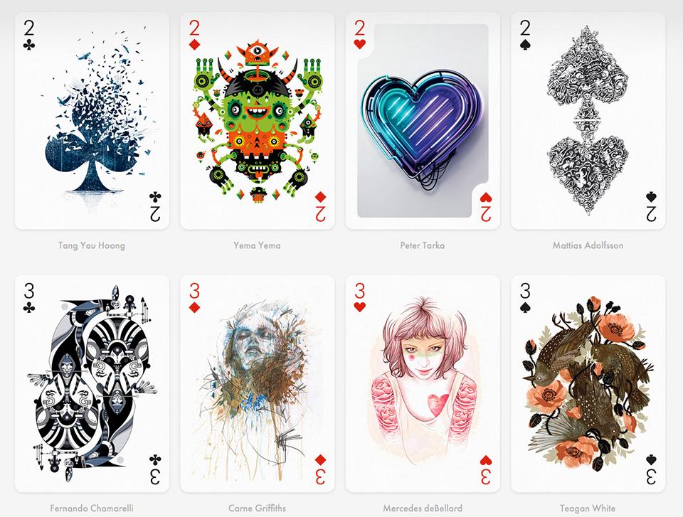Juegos de cartas Playing Cards