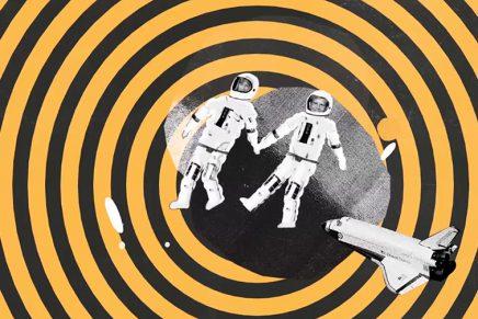 Ilustrar el sexo en el espacio, el reto al que Tom McCarten ha hecho frente