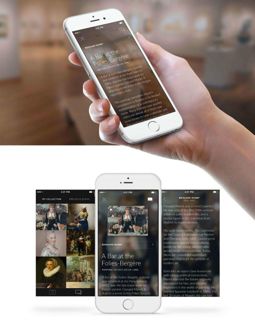 Cómo funciona Smartify