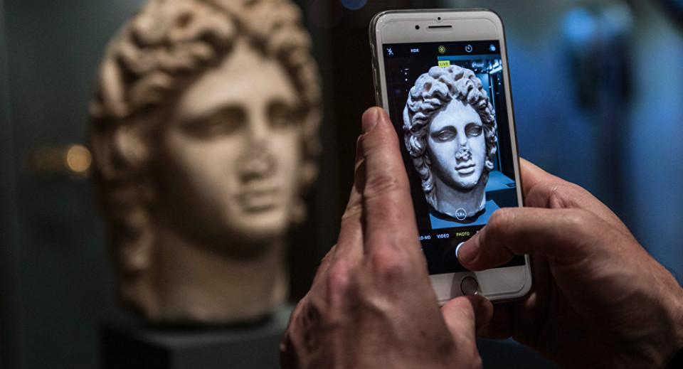 Smartify permite escanear todo tipo de obrasde arte (cuadros, esculturas y objetos)