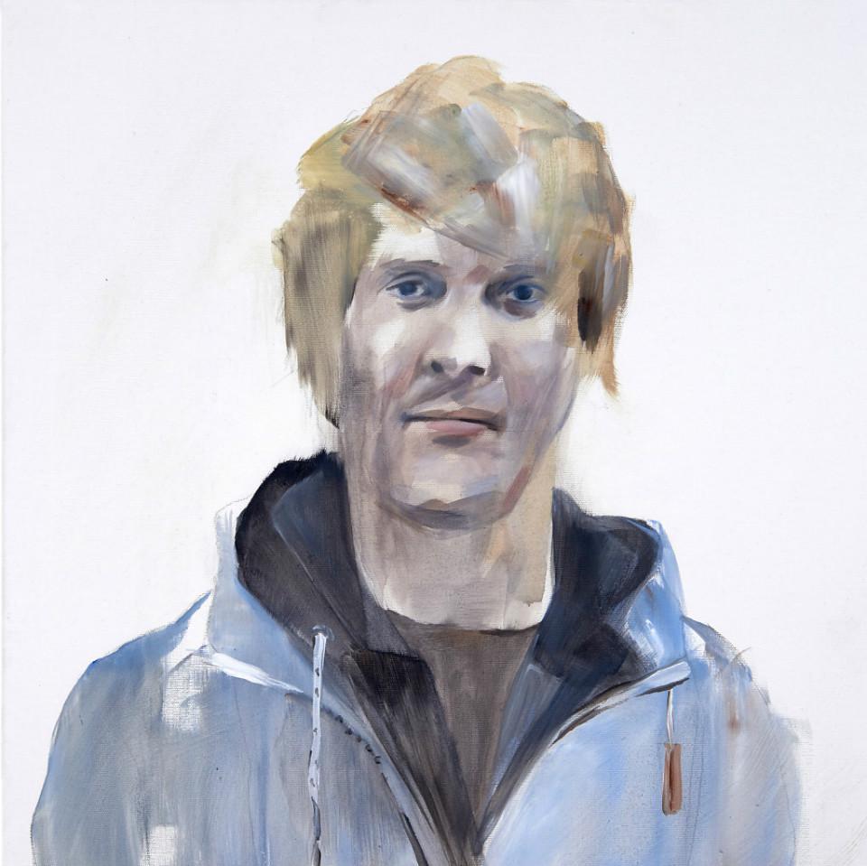 Retrato de 'Tinder Project' - Matthias 32