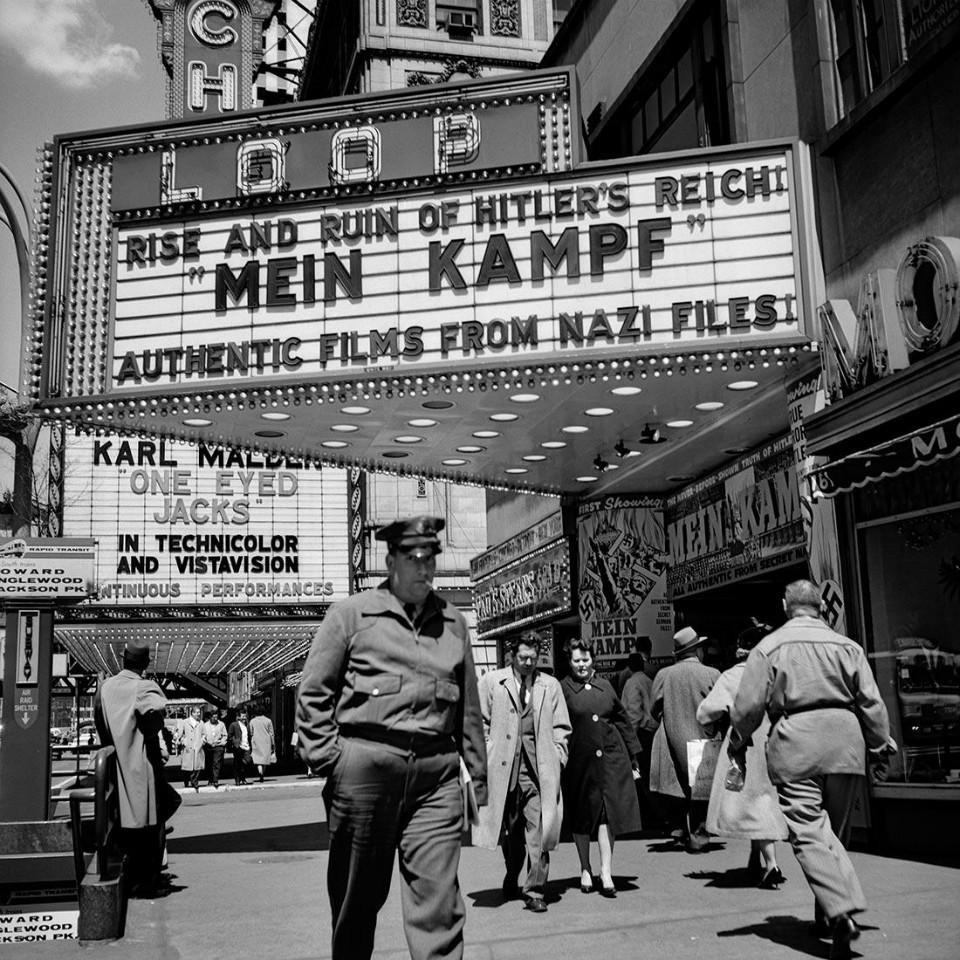 Fotografía cine, por Vivian Maier