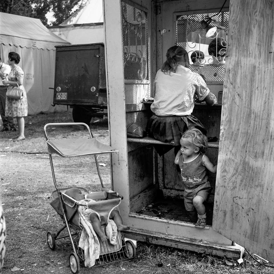 Retrato de la sociedad estadounidense, por Vivian Maier