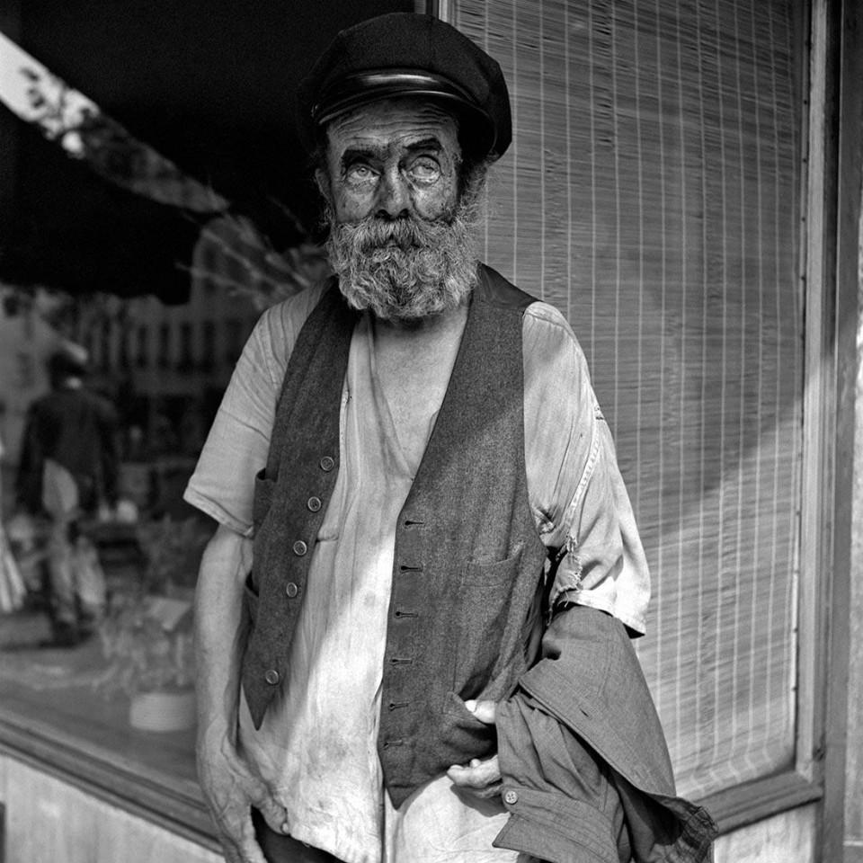 Retrato social por Vivian Maier