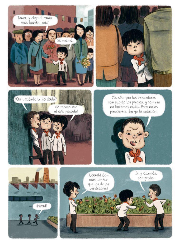 'El cumpleaños de Kim Jong-il' de Aurélien Ducoudray y Mélanie Allag