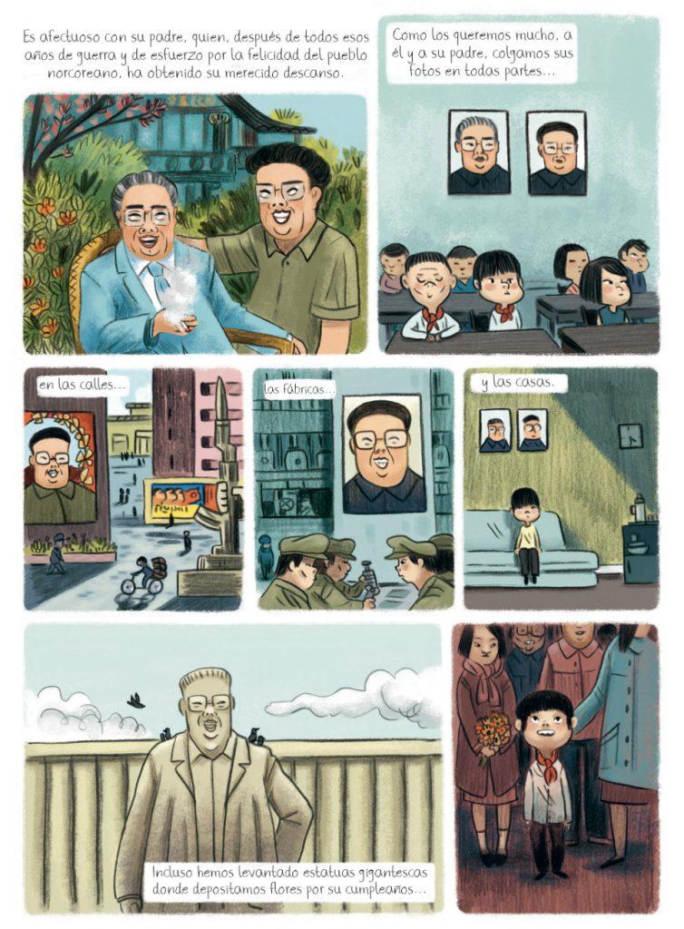 Aurélien Ducoudray es el autor de 'El cumpleaños de Kim Jong-il'