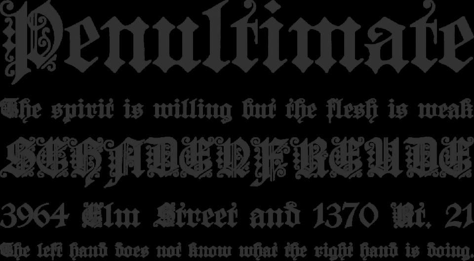 Tipografía Dearest de Font Squirrel