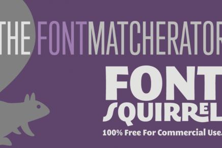 Font Squirrel, la plataforma para encontrar fuentes de calidad y gratuitas