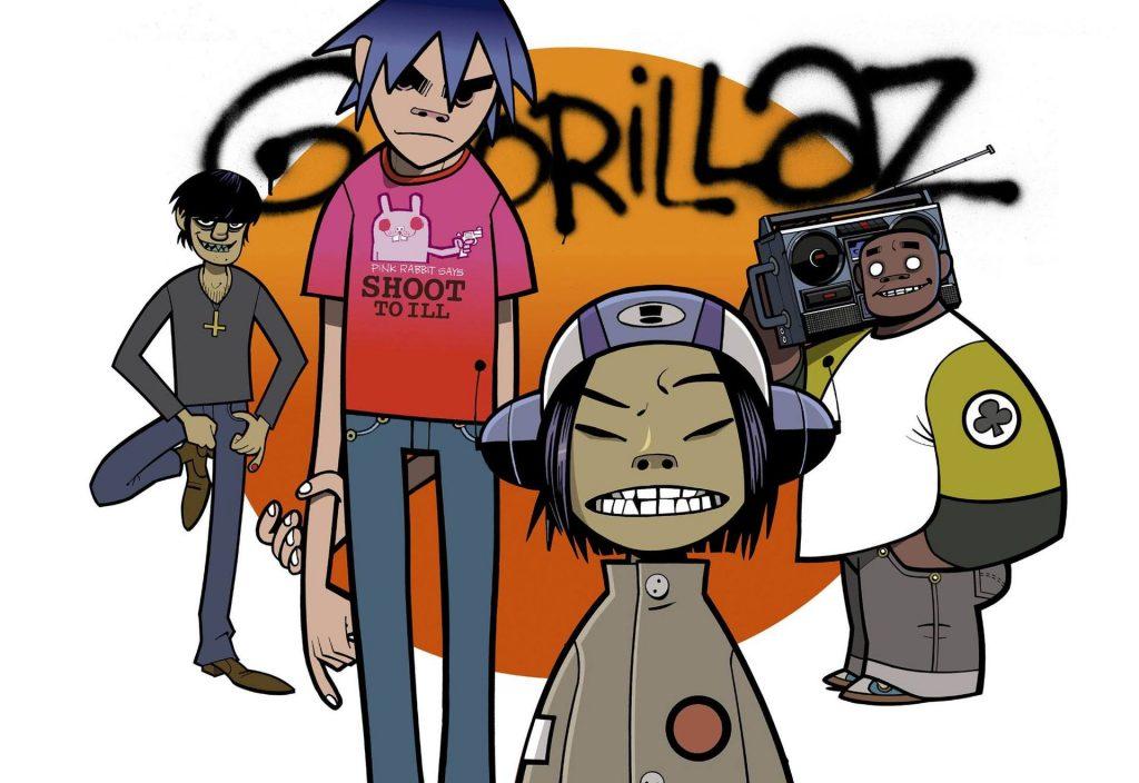 Gorillaz 06