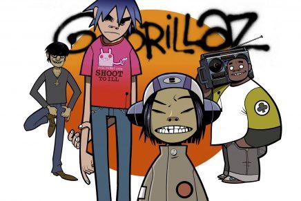 ¿Quién diseñó Gorillaz, la pionera y exitosa banda virtual?