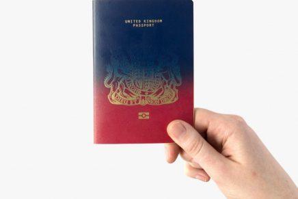 ¿Cómo debería ser el pasaporte británico después del Brexit?