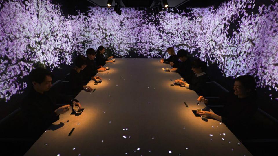 Arte y tecnología por TeamLab