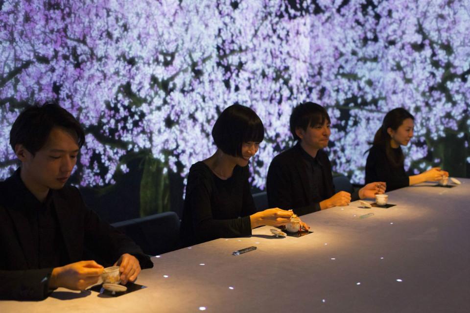 TeambLab innova en el sector de los restaurantes interactivos