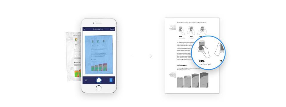 Scanner Pro, la app para escanear y digitalizar documentos