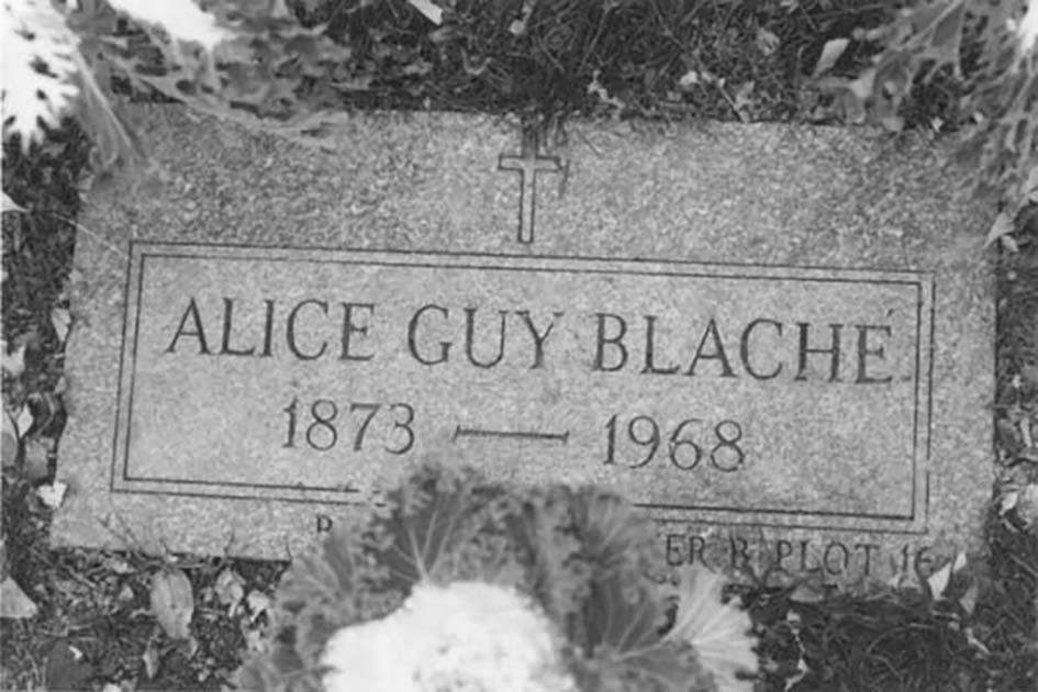 Tumba Alice Guy