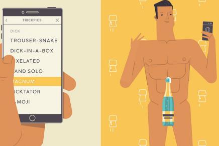 TrickPics te ayuda a que tus desnudos pasen la censura de las redes sociales
