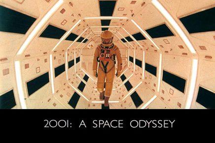 ¿Quién diseñó el futuro retratado en '2001: Una odisea del espacio'?