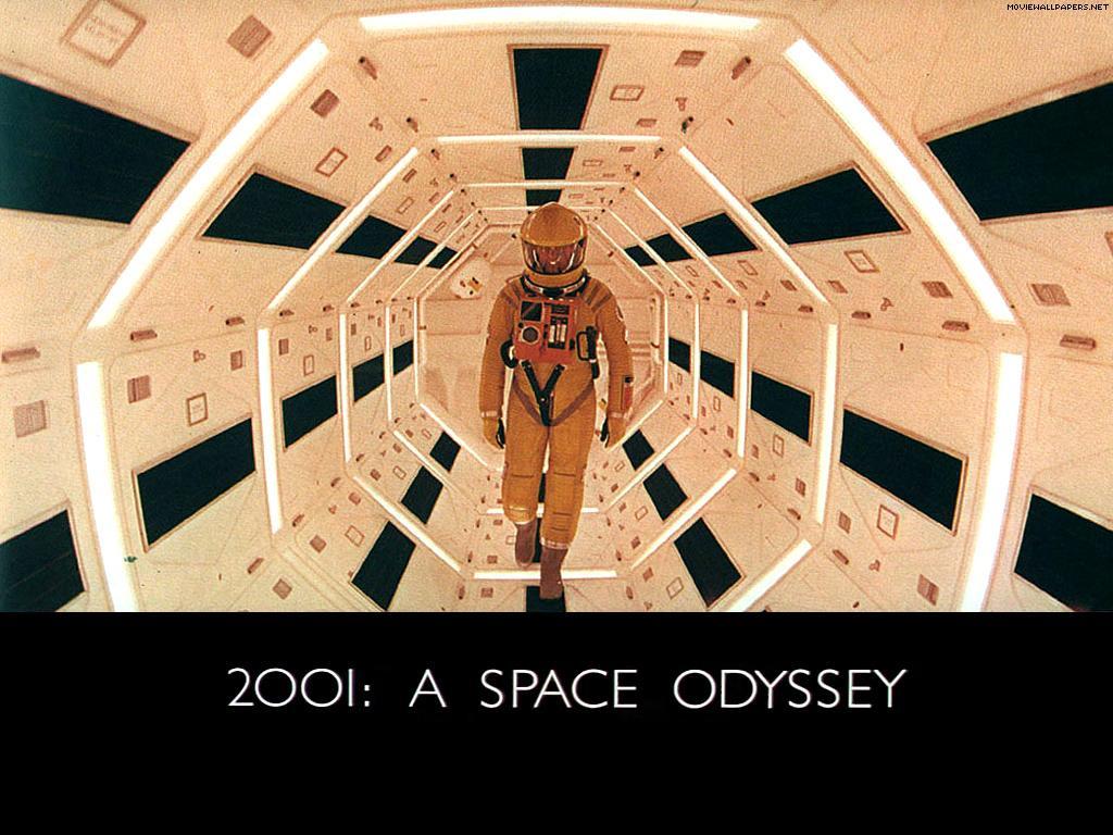 """¿Quién creó el realismo de la película """"2001: Una odisea del espacio""""?"""