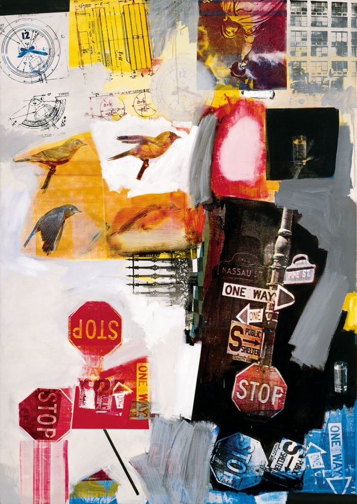Robert Rauschenberg: Among Friends en el MOMA