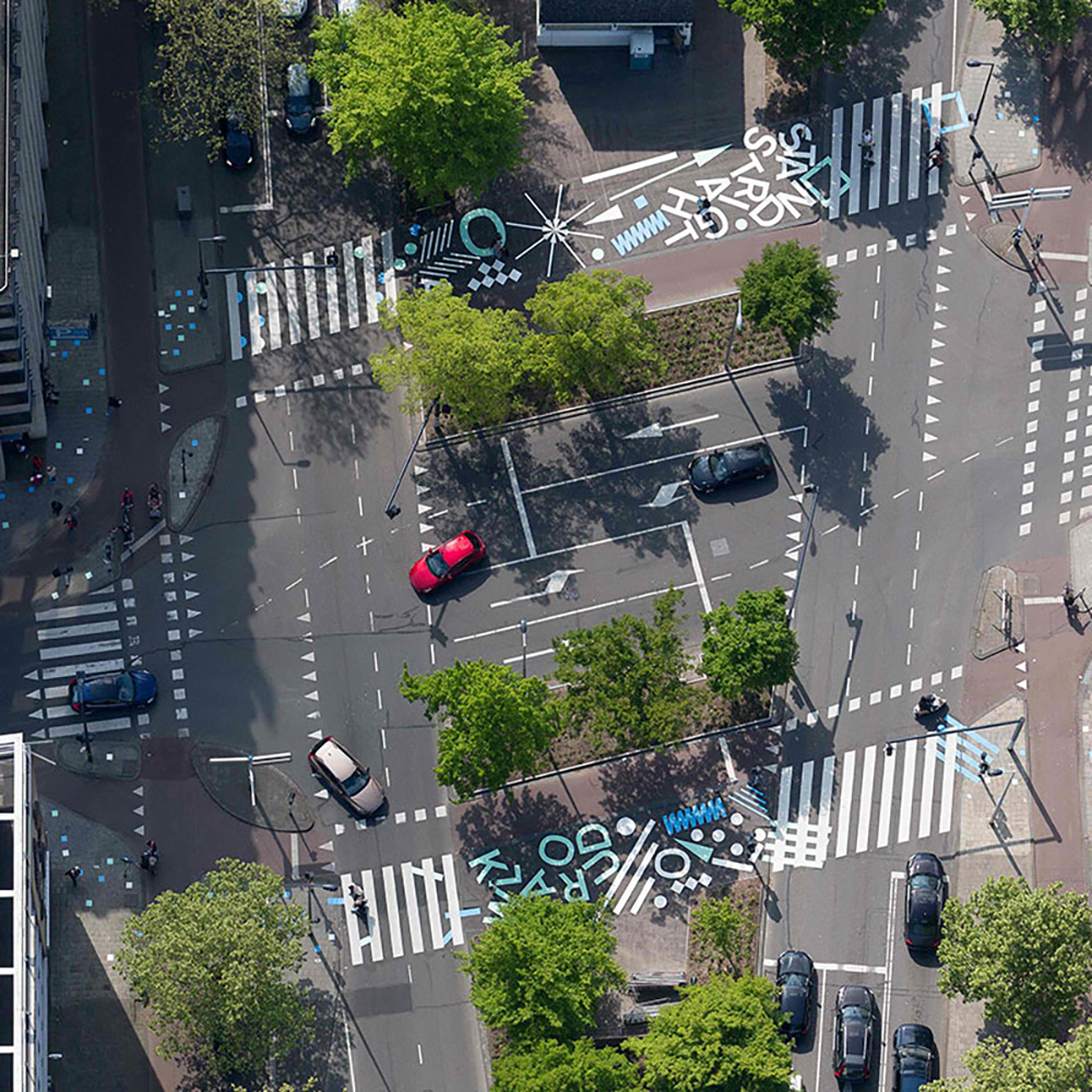 Rotterdam peatones - Street Makers Rotterdam