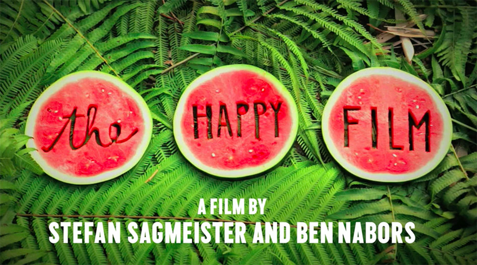 'The happy film'