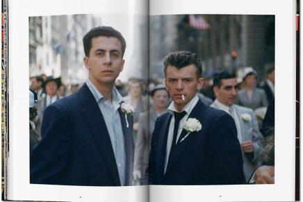El Nueva York del artista y fotógrafo Marvin E. Newman