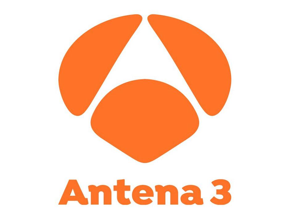 Antena 3 Logo con tipo3