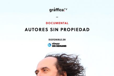 'Autores sin propiedad', ya disponible en Vimeo On Demand