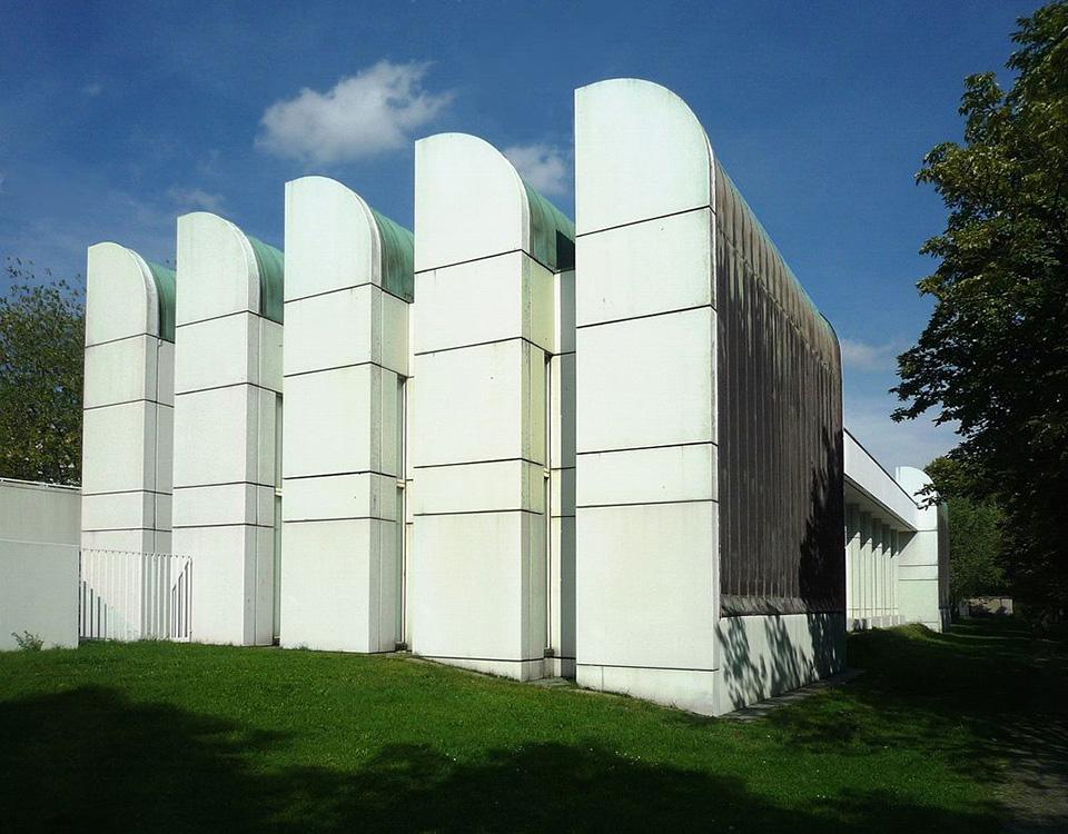 museos diseño - Bauhaus Archiv Berlin