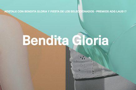 Premios ADG Laus17: ADGTalk con Bendita Gloria y anuncio de los seleccionados el próximo 31 de mayo