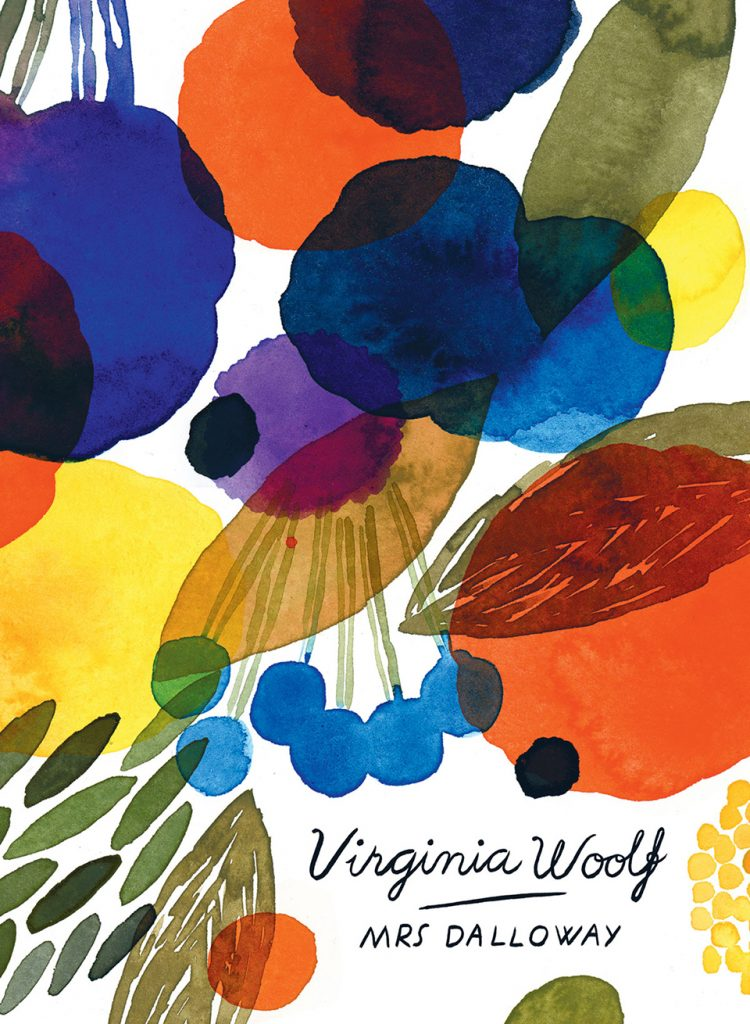 V&A Best Book Cover Design. Aino-Maija Metsola Virginia Woolf Series