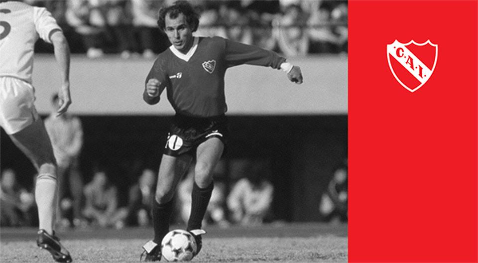 Branding Club Atlético Independiente Bochini 002