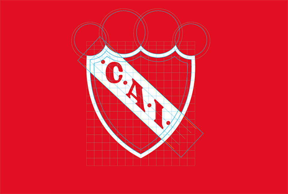 branding Club Atlético Independiente