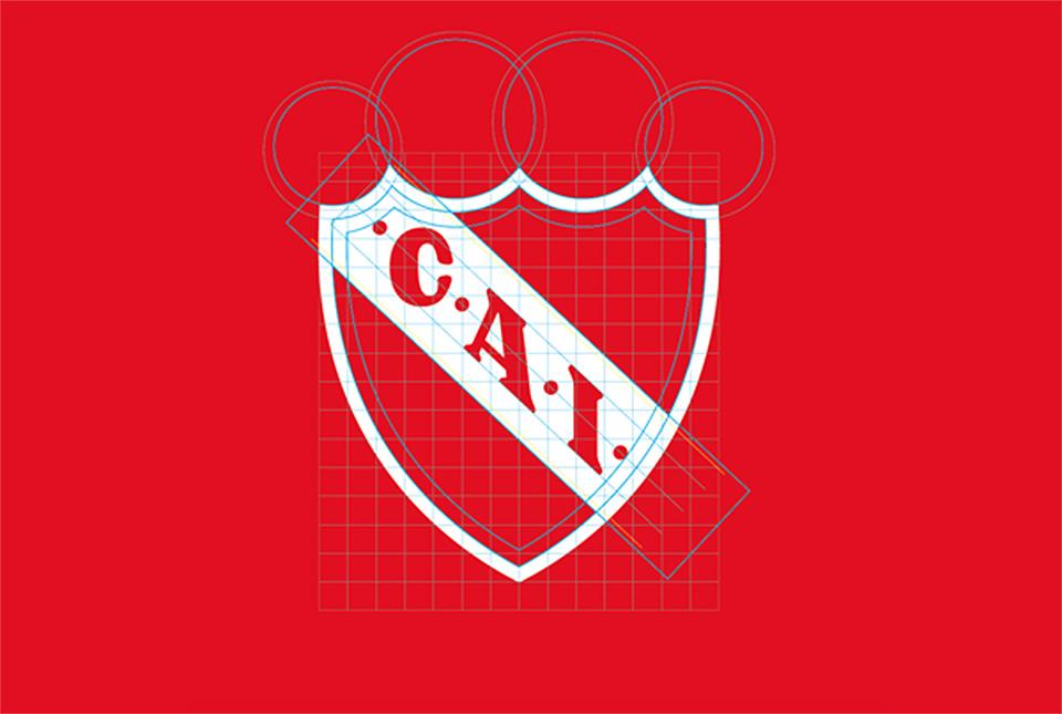 branding Club Atlético Independiente