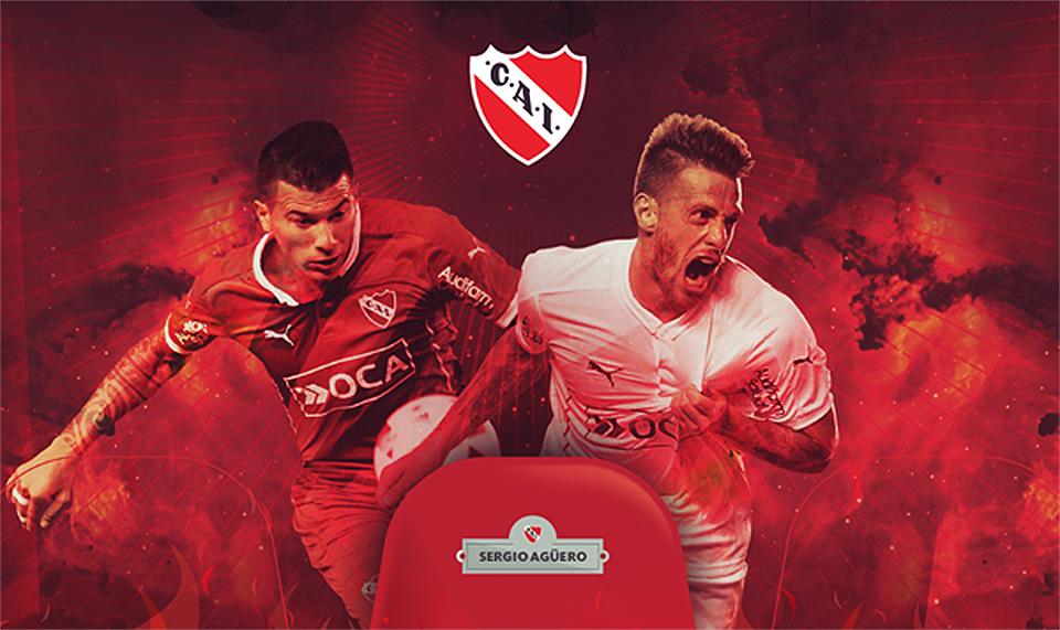 branding Club Atlético Independiente Jugadores 003