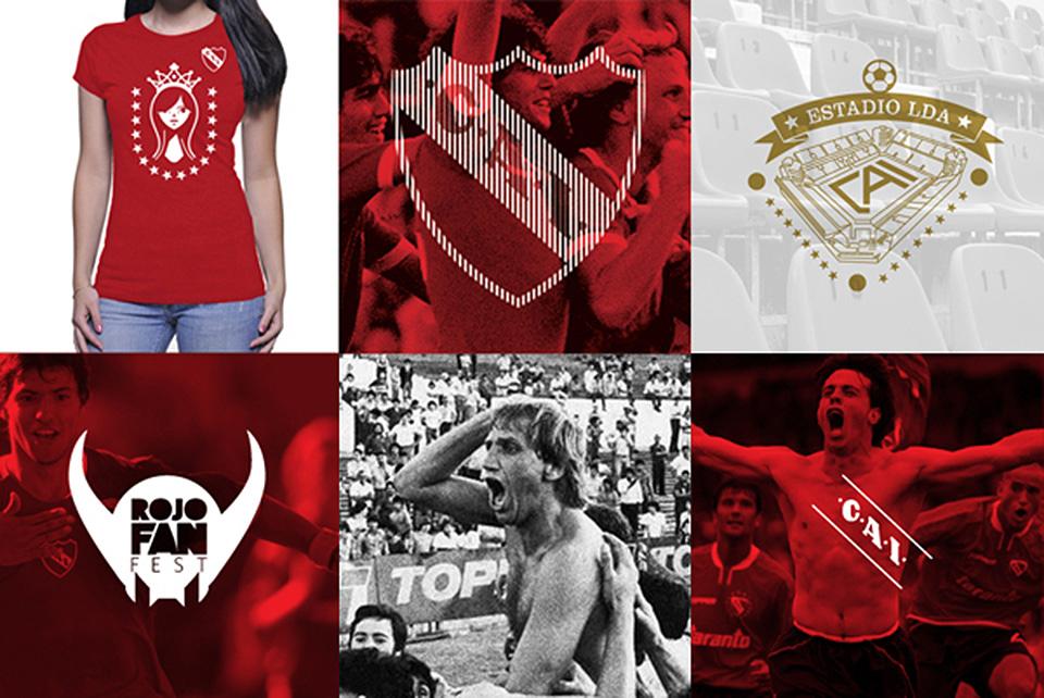 branding Club Atlético Independiente Identidad 005