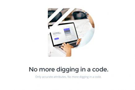 CSS Peeper, una extensión de Chrome para diseñadores