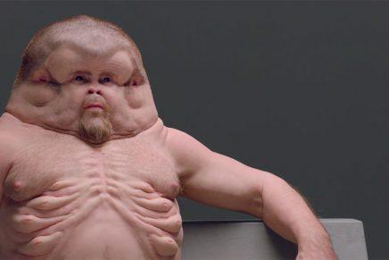 Conoce a Graham, la única figura humana diseñada para sobrevivir en las carreteras
