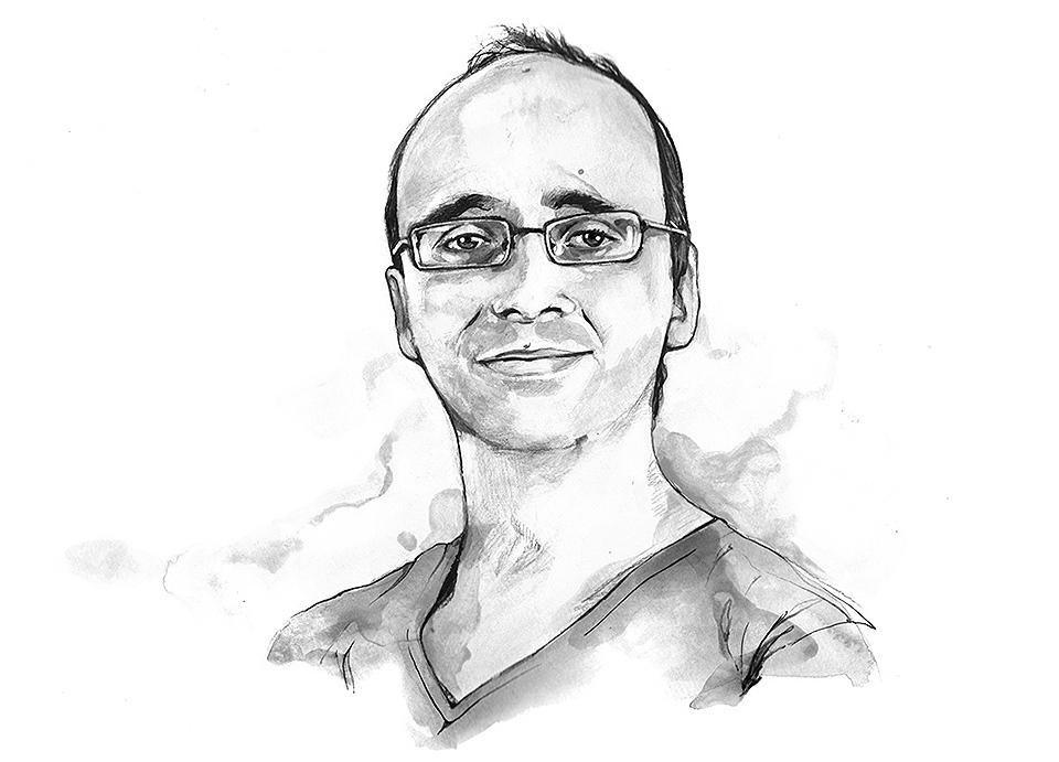David Bravo Graffica 5 Propiedad Intelectual en blanco y negro1