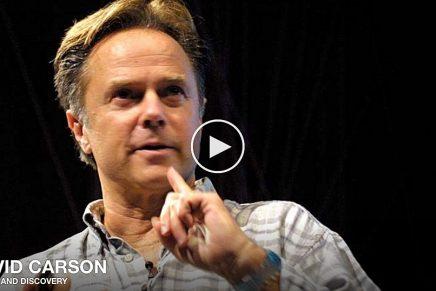David Carson: Diseño y descubrimiento