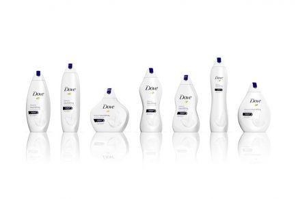El nuevo packaging de Dove defiende los distintos tipos de belleza