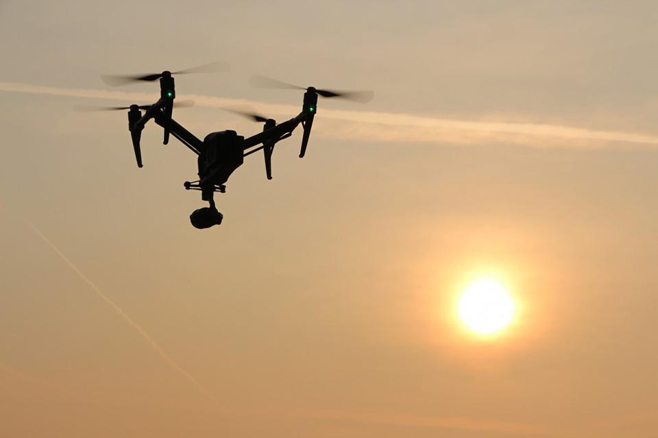 Los drones llegan para revolucionar la fotografía aérea
