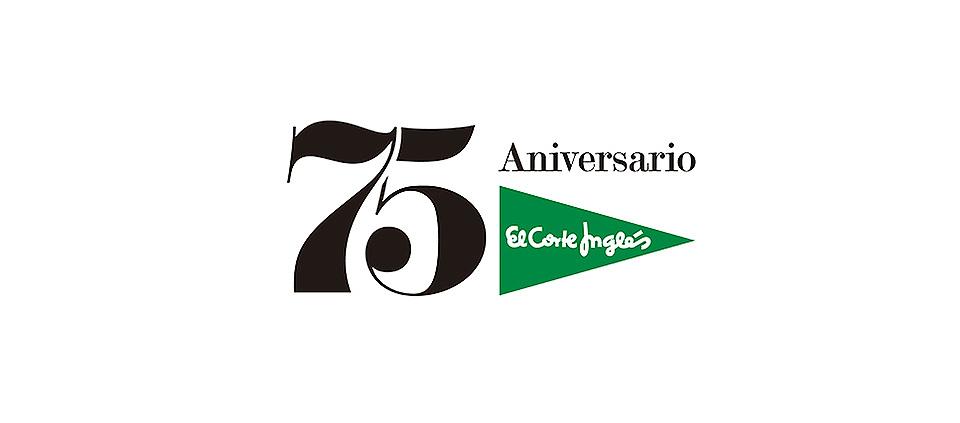 logos compañías El Corte Inglés Aniversario 75 años 003