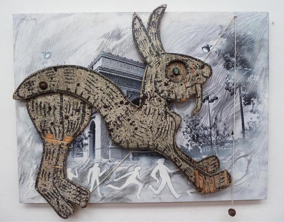Apocalipstick, Felipe Ehrenberg, Galería Baró