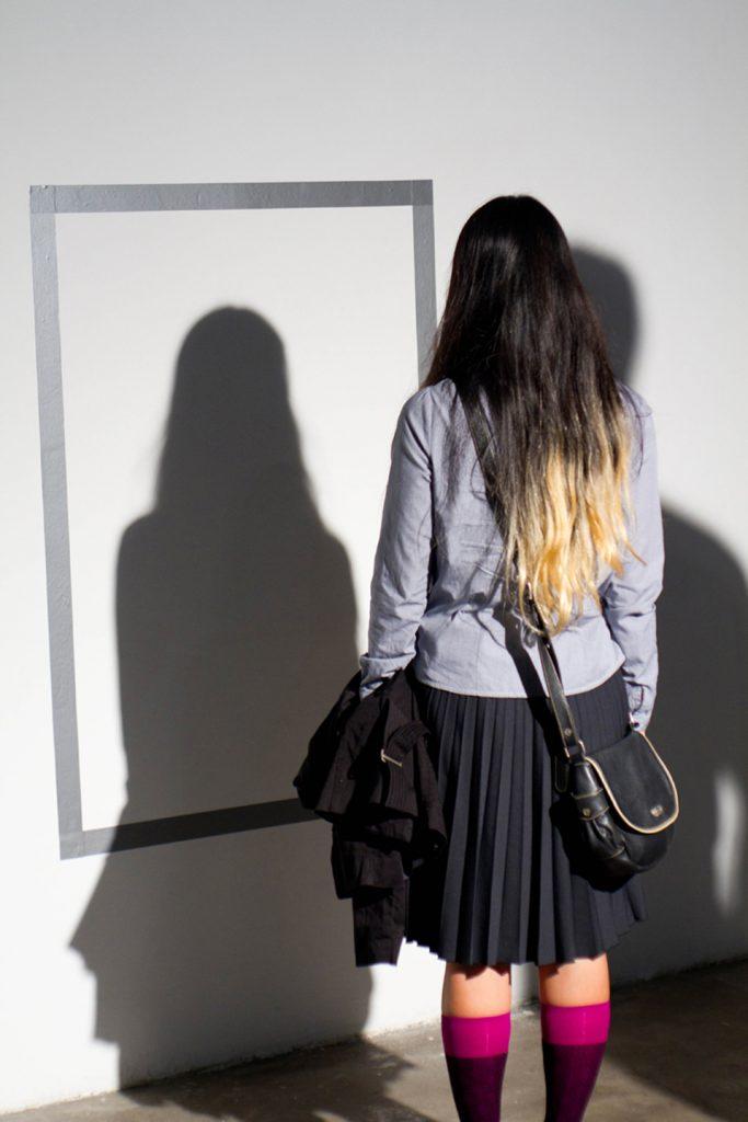 Felipe Ehrenberg, Sombras, Galería Baró