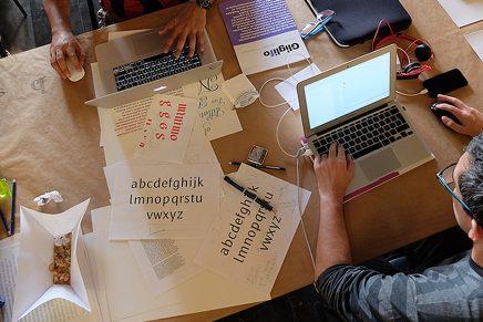 Vuelve Glíglifo, la cita anual a la que no pueden faltar los amantes de la tipografía