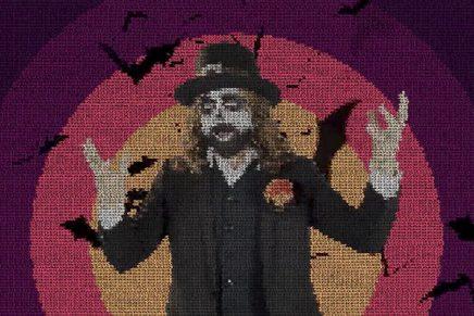 Una animación textil inspirada en el Día de Muertos: así es 'Ghost'
