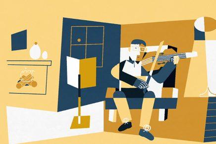 Una oda a la música, tema principal de la nueva animación de Device