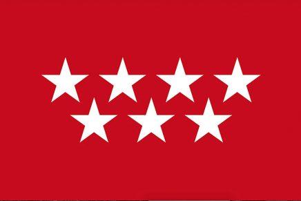 ¿Quién diseñó la bandera de la Comunidad Autónoma de Madrid?
