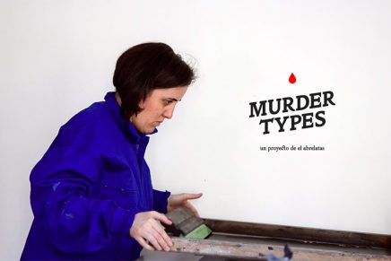 Katia Prada presenta este viernes en Madrid su último proyecto: Murder Types
